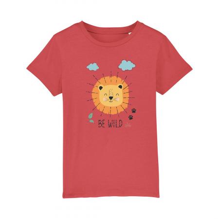 Tricou copii Be Wild [5]