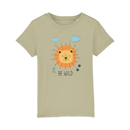 Tricou copii Be Wild [1]