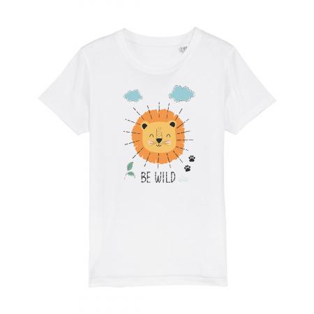 Tricou copii Be Wild [4]