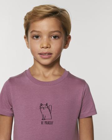 Tricou copii Be yourself6