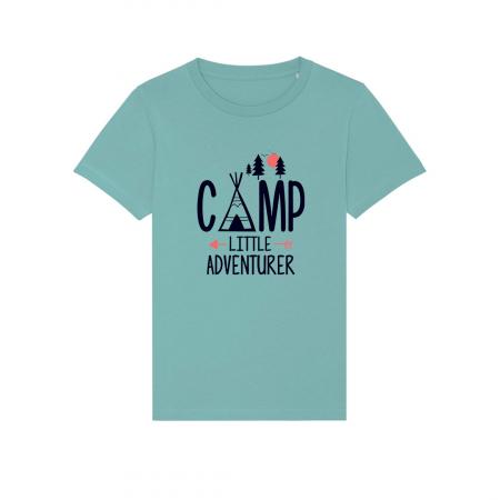 Tricou copii Camp [6]