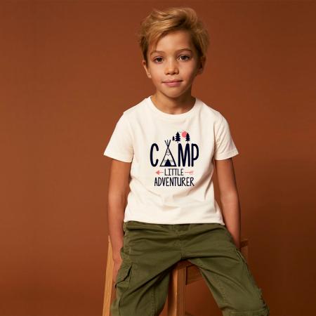 Tricou copii Camp [0]