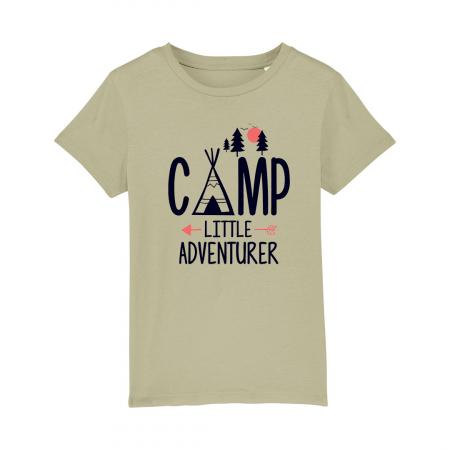 Tricou copii Camp [5]