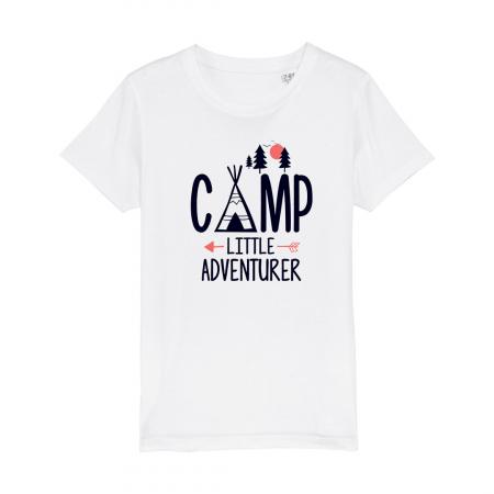 Tricou copii Camp [2]