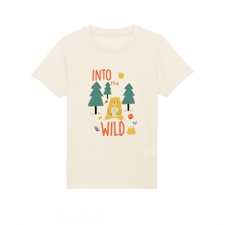 Tricou copii Into the Wild [1]