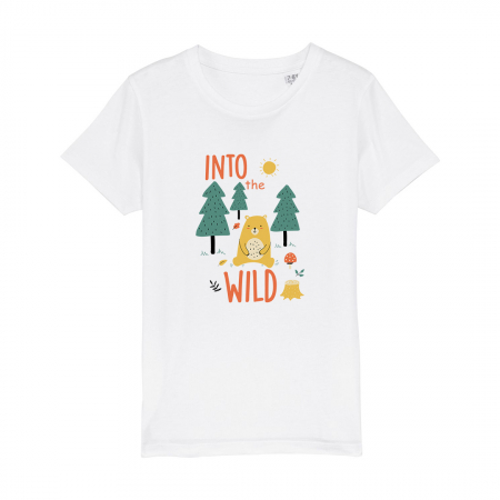 Tricou copii Into the Wild [2]