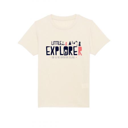 Tricou copii Little Explorer [3]