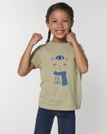 Tricou copii Ursuletul imbujorat1