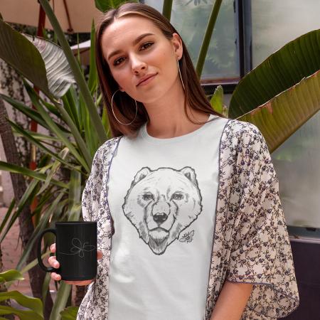 Tricou dama- Bear2 [0]