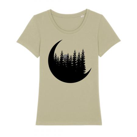 Tricou dama- Moon&Mountains [6]