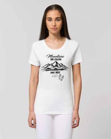 Tricou dama- Mountains are calling 10