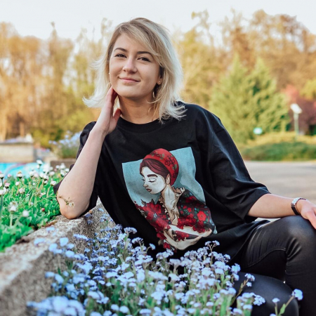 Romancuta Tinutul Padurenilor 2 - tricou dama, relaxed fit [0]