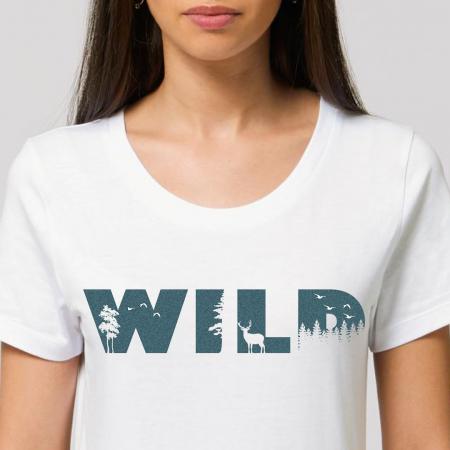 Tricou dama - Wild 1 [1]