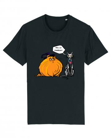 Tricou Hello Pumpkin! by Cristina Ion1