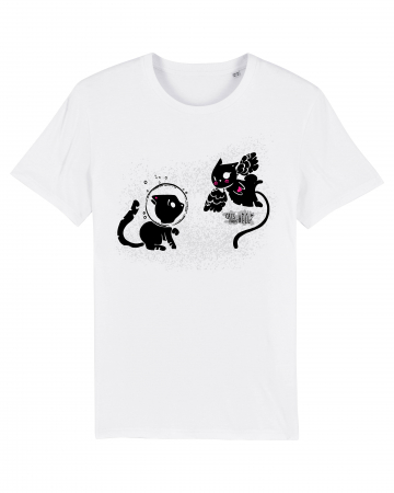 Tricou Cats from Hell - 1 by Cristina Ion0