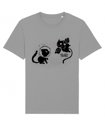 Tricou Cats from Hell - 1 by Cristina Ion2