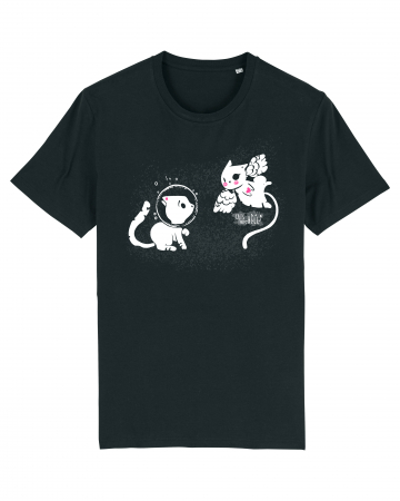 Tricou Cats from Hell - 1 by Cristina Ion1