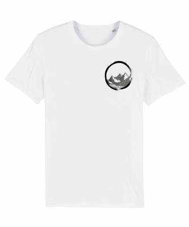 Tricou Unisex - A little piece of Earth [2]