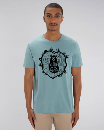 Tricou unisex - All good in the woods6
