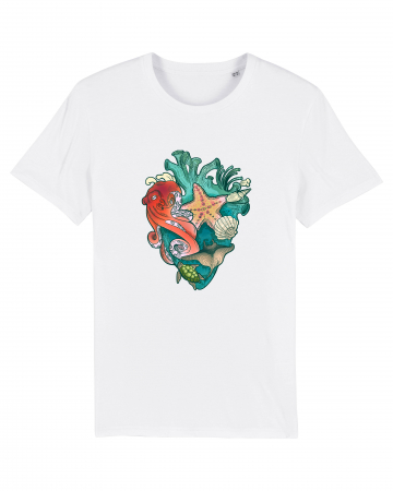 Tricou unisex Colorful oceans0