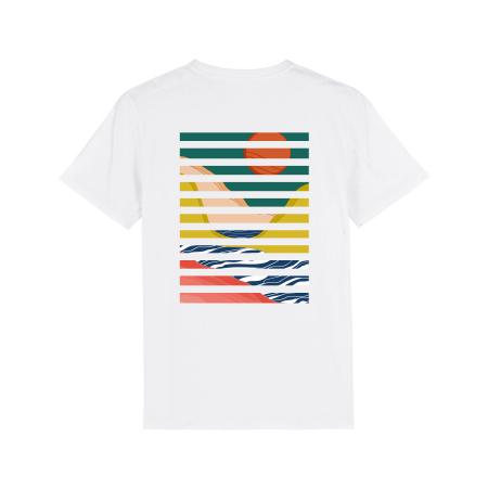 Tricou unisex - Talk to the Sea [0]