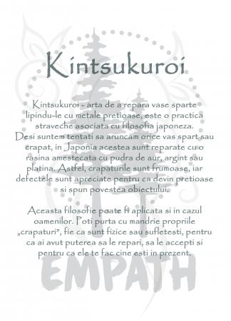 Tricou unisex - Kintsukuroi [3]