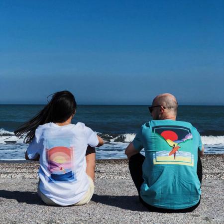 Tricou unisex - Last Wave [4]