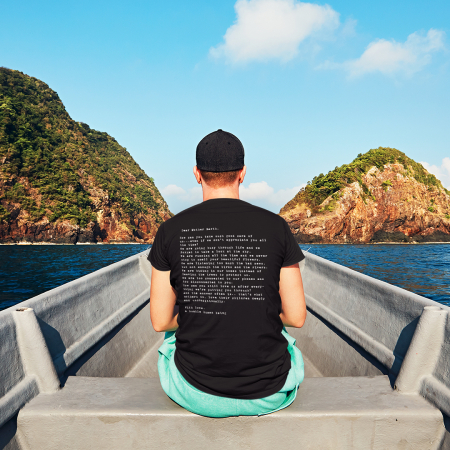 Tricou Unisex - Letter to Mother Earth [0]