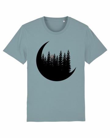 Tricou unisex - Moon&Mountains [5]