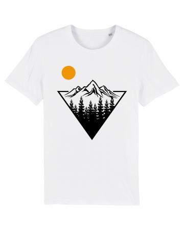 Tricou unisex - Mountains 11