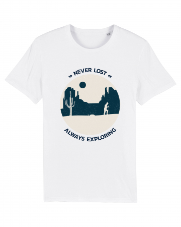 Tricou Unisex - Never lost1