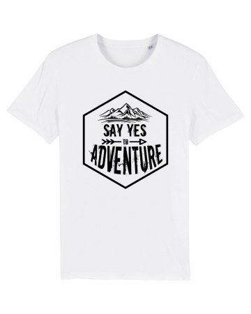Tricou unisex - SAY YES1