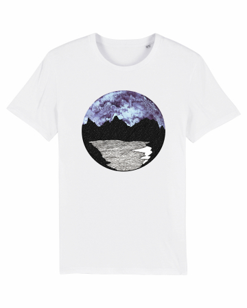 Tricou Unisex - The silence1