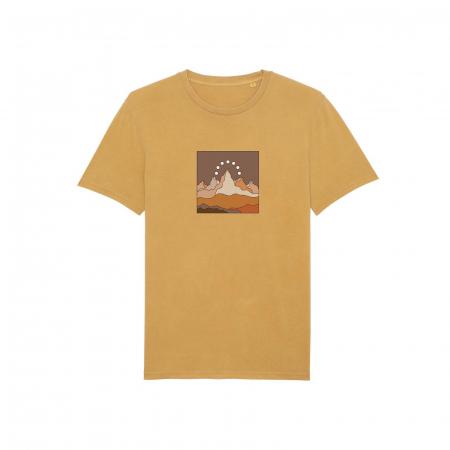 Tricou unisex vintage - BH Mountains [1]