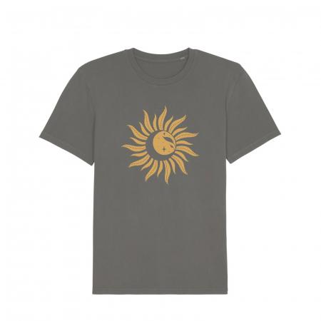 Tricou unisex vintage - Moon&Sun [0]