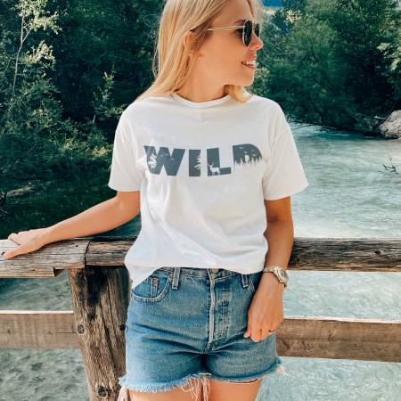 Tricou unisex - Wild 1 [1]