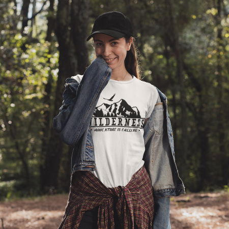 Tricou Unisex - Wilderness20