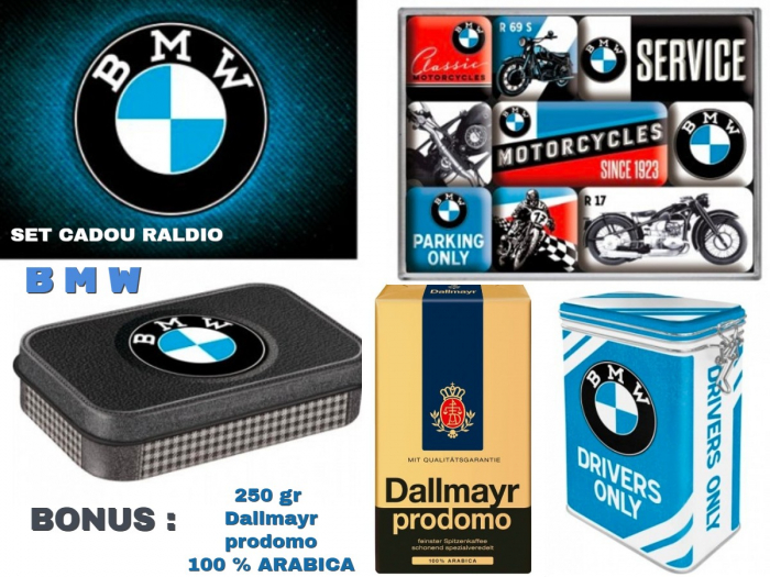 Raldio - Set Cadou  BMW 0
