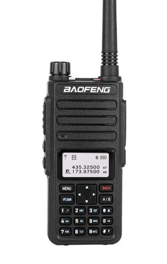 Statie radio digitala Baofeng DM - 1801  Bonus Cablu si CD programare [2]