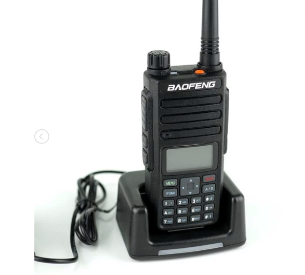 Statie radio digitala Baofeng DM - 1801  Bonus Cablu si CD programare [3]