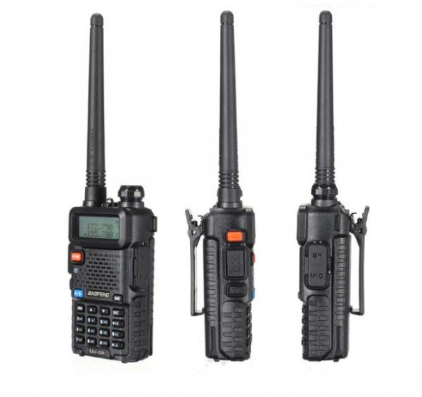 Statie Radio Walkie Talkie Baofeng UV-5R Dual Band Transceiver 1