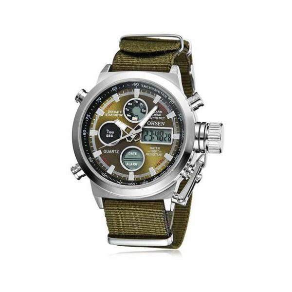 OHSEN ceas military, army, sport, dual core 0