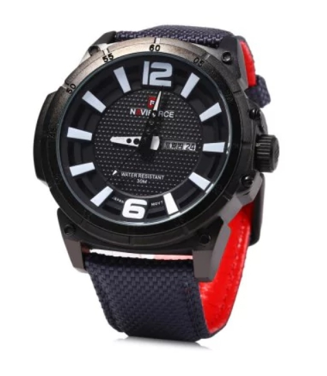 Naviforce 8100 - Ceas Sport, Military, Army 0