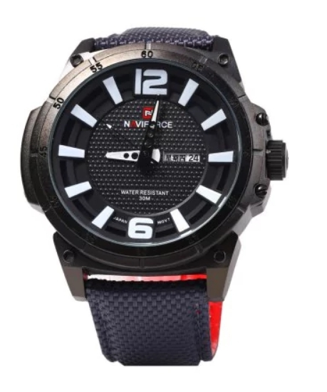 Naviforce 8100 - Ceas Sport, Military, Army 2