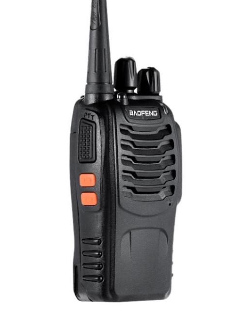 Set 4 buc Statii Radio Walkie Talkie Baofeng BF-888S UHF 400-470MHz 16CH PROGRAMABILE 1