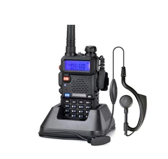 Set RALDIO 2UV5R - comunicare intre motoare 2