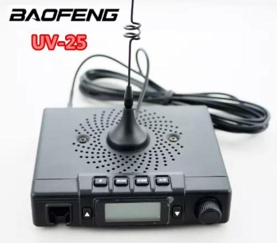 Statie radio mobila  emisie receptie  15W  reglabila Baofeng UV-25; 136 -174 Mhz , 400- 480 Mhz 1