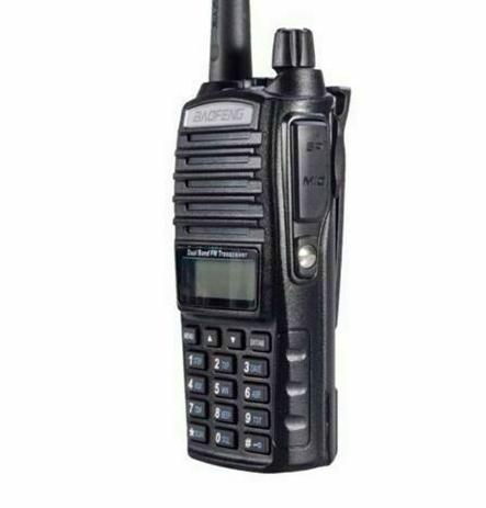 Statie  Baofeng UV-82 8WDual Band Transceiver 8W 128 canale , Radio FM 3