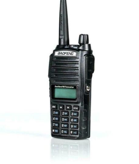 Statie  Baofeng UV-82 8WDual Band Transceiver 8W 128 canale , Radio FM 5