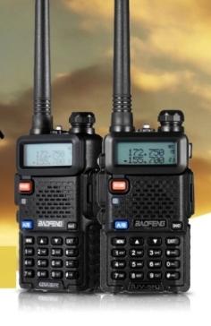 Set RALDIO 2UV5R - comunicare intre motoare 4